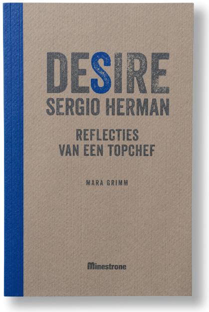 Desire - reflecties van een topchef heruitgave